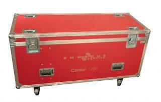 ALL BOX FLIGHT CASE CANTO 1200