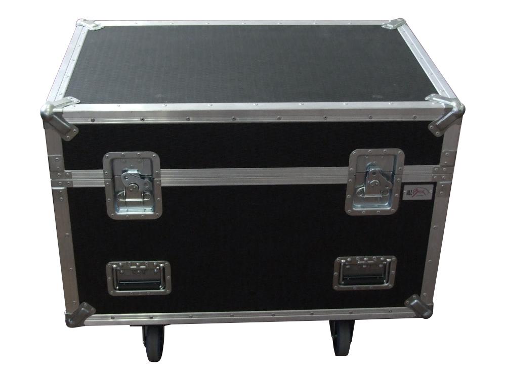 ALL BOX FLIGHT CASE PER CLAY PAKY ALEDA K10