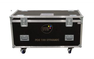 ALL BOX FLIGHT CASE PER DTS FOS 100 DYNAMIC