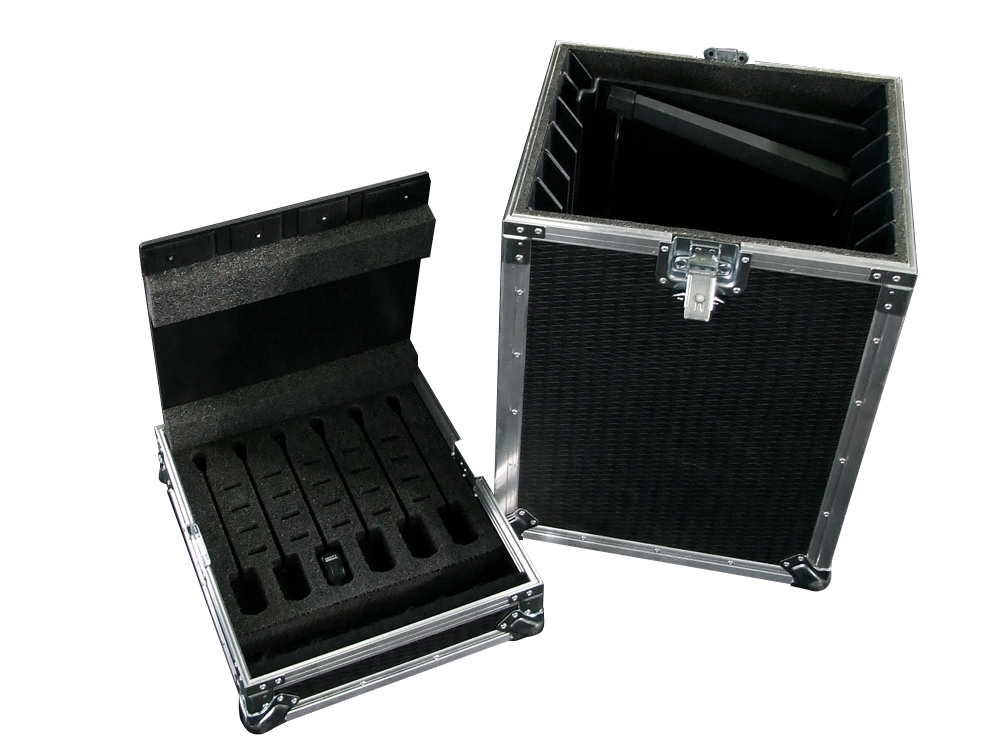 ALL BOX FLIGHT CASE MUSIC STANDS