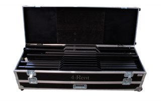 ALL BOX FLIGHT CASE PER SCREENLINE 4RENT MITOS