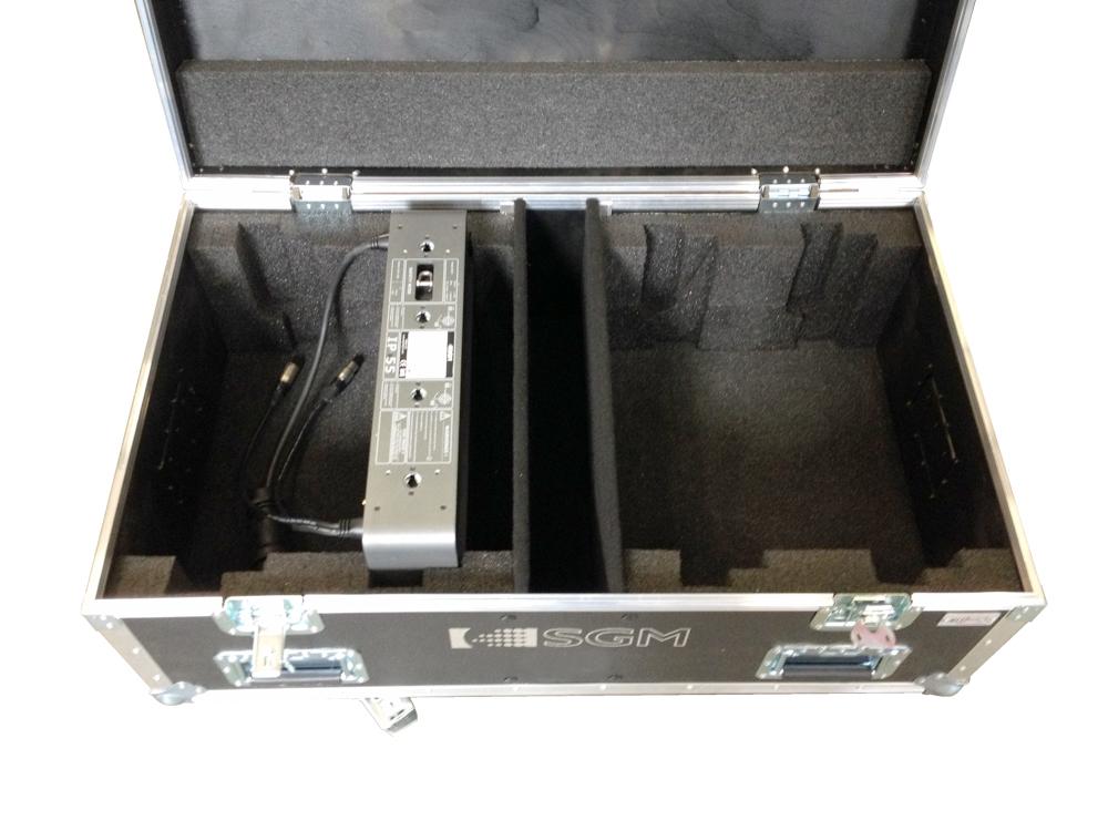 ALL BOX FLIGHT CASE PER SGM P5