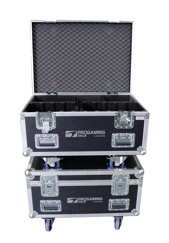 ALL BOX FLIGHT CASE PER SONY PS4