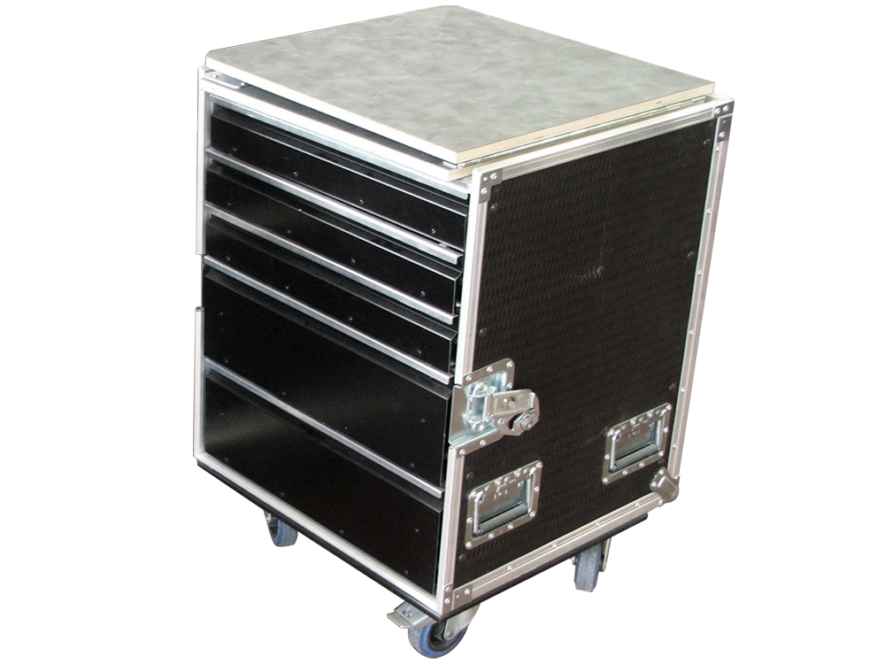 ALL BOX FLIGHT CASE UFFICIO MOBILE