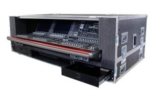 ALL BOX FLIGHT CASE PER YAMAHA RIVAGE PM10