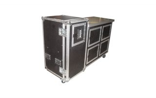 ALL BOX FLIGHT CASE MERCHANDISE