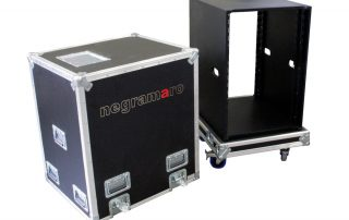 ALL BOX FLIGHT CASE RACK 12U