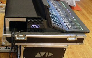 ALL BOx FLIGHT CASE PER AVID S6 L24