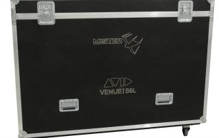 ALL BOX FLIGHT CASE PER AVID S6 L32