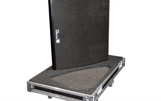 ALL BOX FLIGHT CASE PER D&B M2
