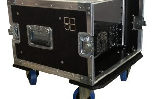 ALL BOX FLIGHT CASE PER D&B P1200A