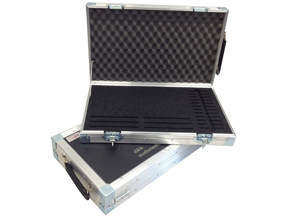 ALL BOX FLIGHT CASE PER D&B RIGGING Q1