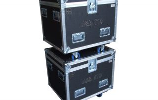 ALL BOX FLIGHT CASE PER D&B T10