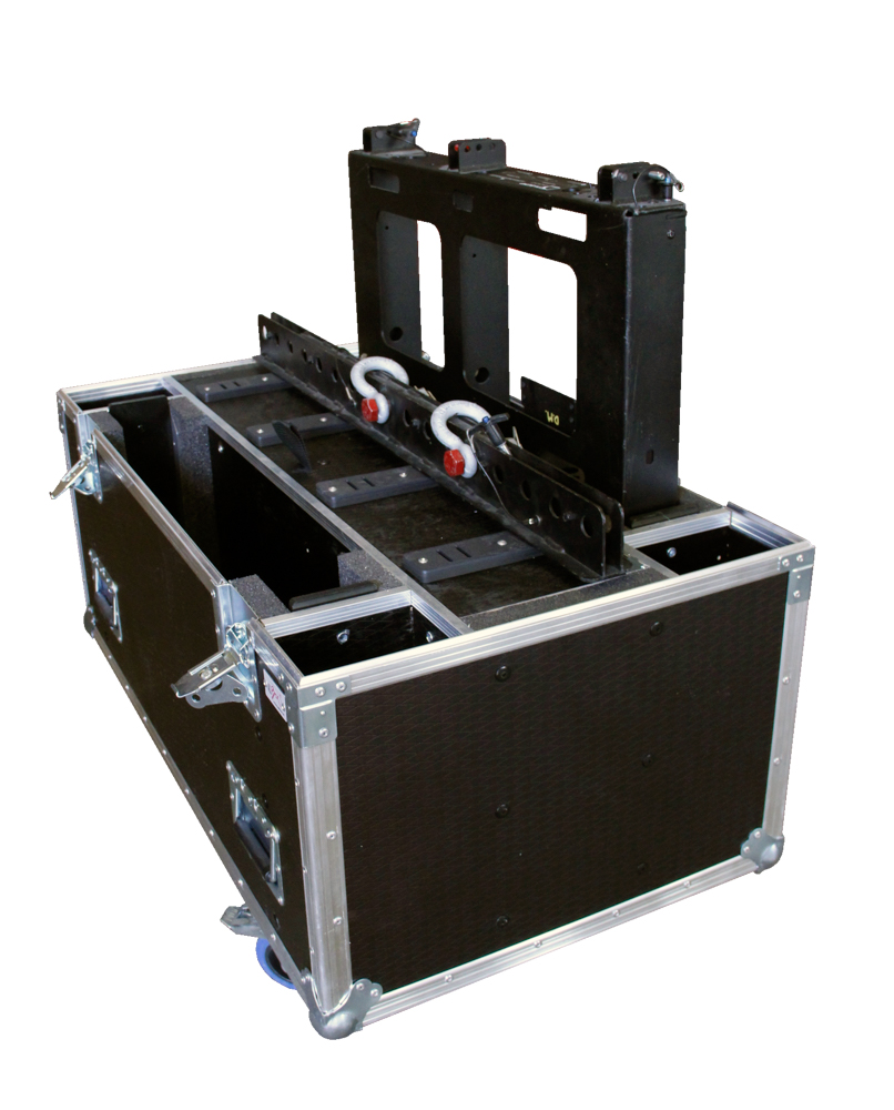 ALL BOX FLIGHT CASE PER INSTALLER KARA