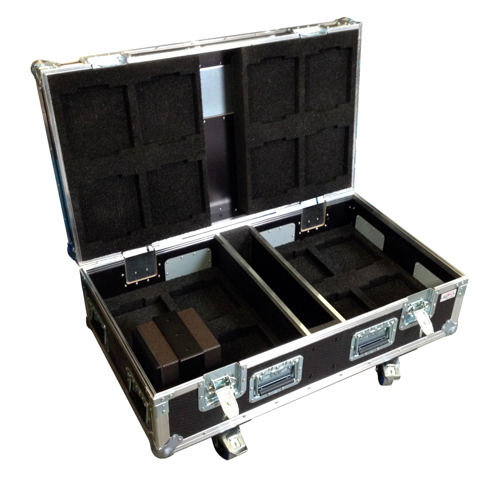 ALL BOX FLIGHt CASE PER L-ACOUSTIC 5XT