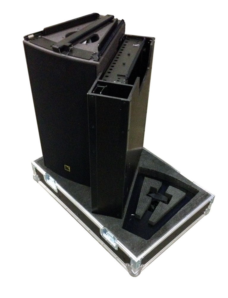 ALL BOX FLIGHT CASE PER L-ACOUSTIC ARCS