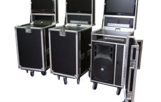 ALL BOX FLIGHT CASE REGIA STATION