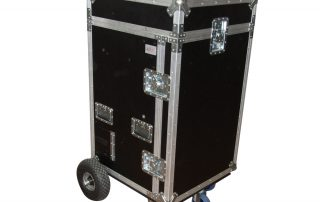 ALL BOX FLIGHT CASE PER REGIA VIDEO CANEVA